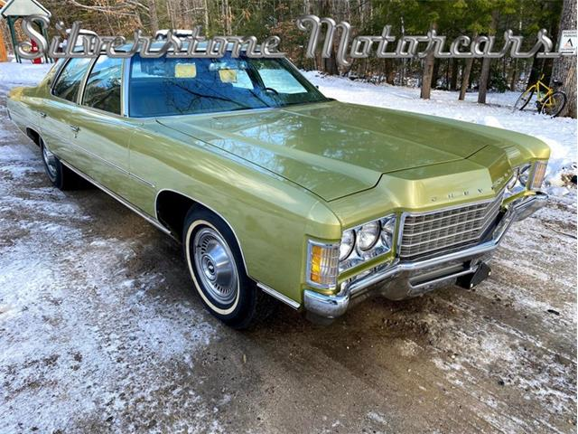 1971 Chevrolet Impala (CC-1432720) for sale in North Andover, Massachusetts