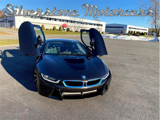 2015 BMW i8 (CC-1432721) for sale in North Andover, Massachusetts
