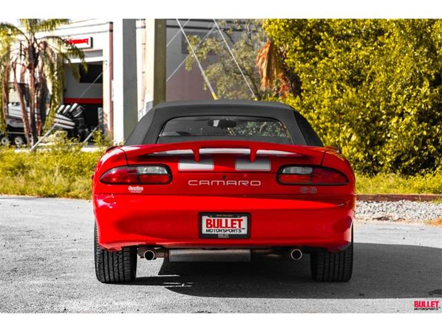 2002 Chevrolet Camaro (CC-1432722) for sale in Fort Lauderdale, Florida