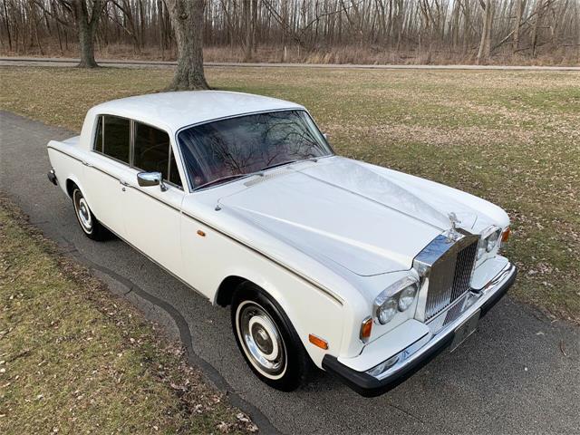 1980 Rolls-Royce Silver Shadow (CC-1432723) for sale in Carey, Illinois