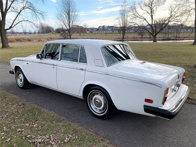 1980 Rolls-Royce Silver Shadow (CC-1432723) for sale in Carey, Illinois