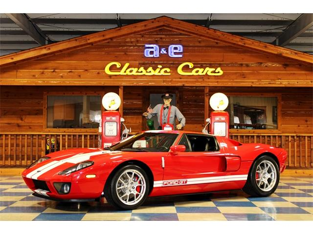 2005 Ford GT (CC-1432745) for sale in New Braunfels , Texas