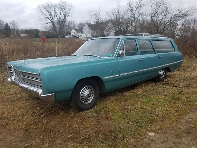 1967 Plymouth Fury (CC-1432749) for sale in woodstock, Connecticut