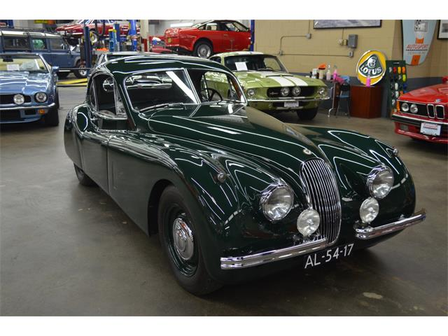 1952 Jaguar XK120 (CC-1432751) for sale in Huntington Station, New York