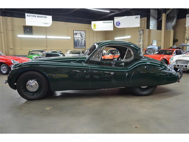 1952 Jaguar XK120 (CC-1432751) for sale in Huntington Station, New York
