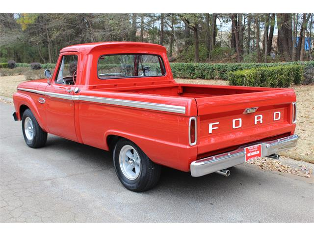 1966 Ford F100 (CC-1432759) for sale in Roswell, Georgia
