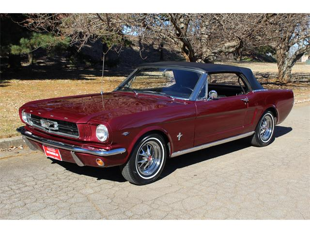 1965 Ford Mustang (CC-1432760) for sale in Roswell, Georgia
