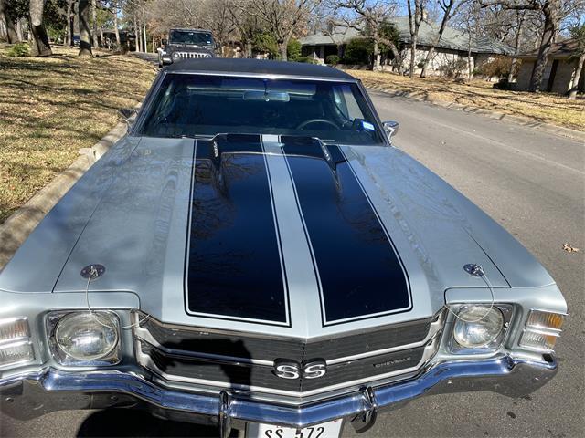 1971 Chevrolet Chevelle SS (CC-1432771) for sale in Denton, Texas