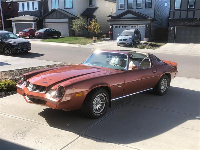 1980 Chevrolet Camaro (CC-1432775) for sale in Calgary, Alberta