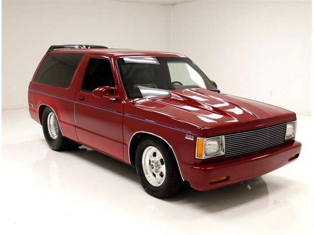 1986 Chevrolet S10 (CC-1432781) for sale in Morgantown, Pennsylvania