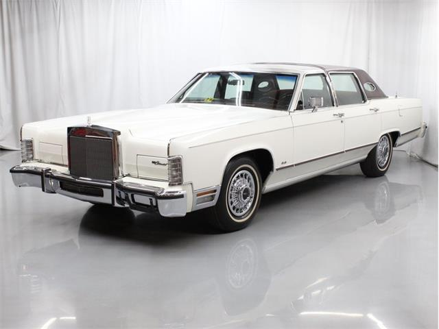 1979 Lincoln Continental (CC-1432782) for sale in Christiansburg, Virginia
