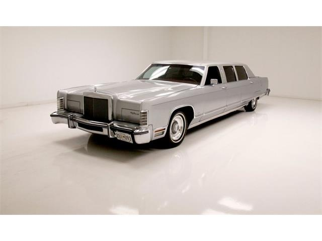 1977 Lincoln Town Car (CC-1432788) for sale in Morgantown, Pennsylvania