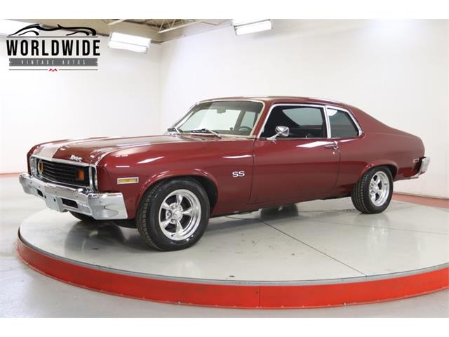 1973 Chevrolet Nova (CC-1432797) for sale in Denver , Colorado