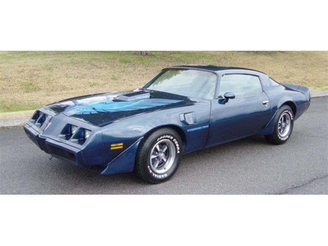 1981 Pontiac Firebird Trans Am (CC-1430028) for sale in Hendersonville, Tennessee