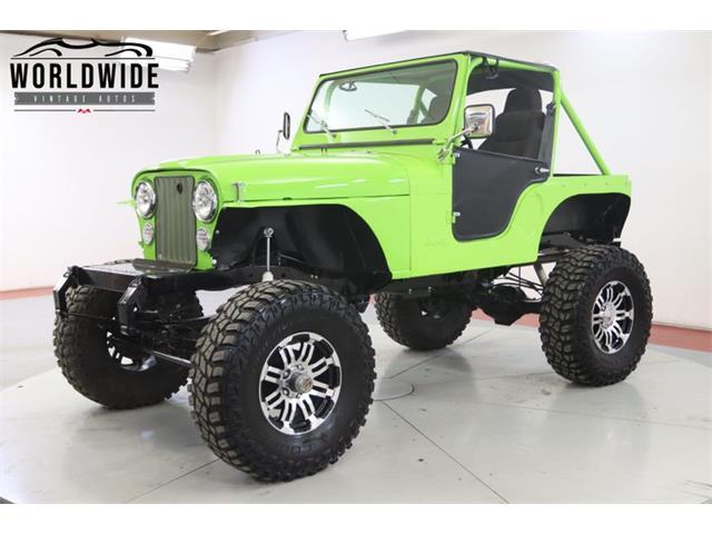1978 Jeep CJ (CC-1432802) for sale in Denver , Colorado