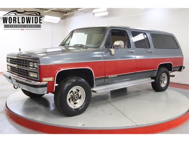 1989 Chevrolet Suburban (CC-1432803) for sale in Denver , Colorado