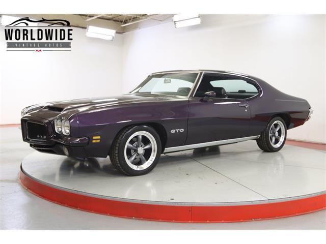 1971 Pontiac GTO (CC-1432804) for sale in Denver , Colorado