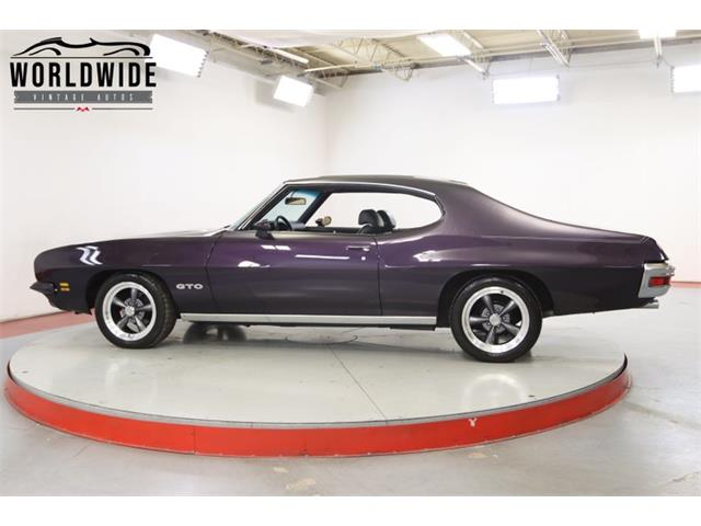 1971 Pontiac GTO (CC-1432804) for sale in Denver , Colorado