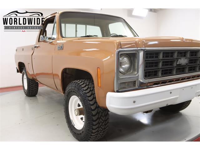 1979 Chevrolet K-10 (CC-1432805) for sale in Denver , Colorado