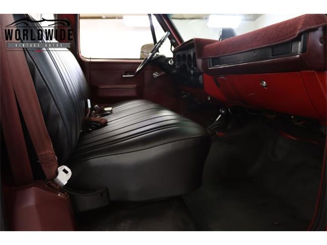 1984 Chevrolet K-20 (CC-1432807) for sale in Denver , Colorado