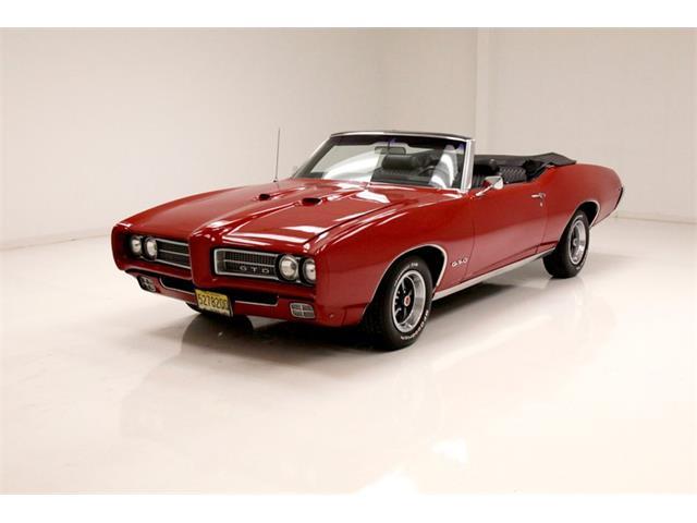 1969 Pontiac GTO (CC-1432808) for sale in Morgantown, Pennsylvania