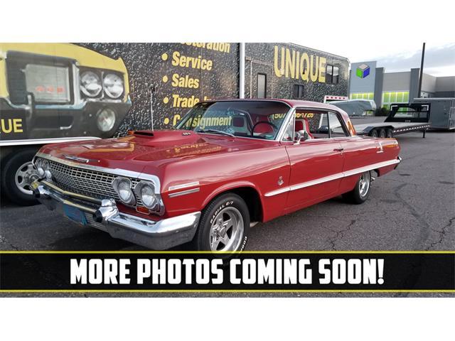 1963 Chevrolet Impala (CC-1432818) for sale in Mankato, Minnesota