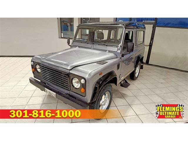 1994 Land Rover Defender (CC-1432844) for sale in Rockville, Maryland