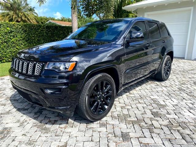 2017 Jeep Grand Cherokee (CC-1432848) for sale in Delray Beach, Florida