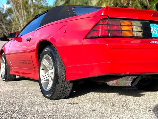 1989 Chevrolet Camaro (CC-1432850) for sale in Delray Beach, Florida