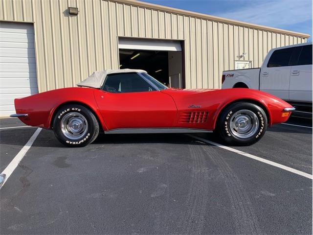 1971 Chevrolet Corvette (CC-1432859) for sale in Greensboro, North Carolina