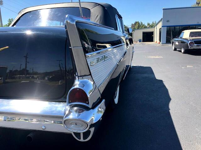 1957 Chevrolet Bel Air (CC-1432872) for sale in Greenville, North Carolina
