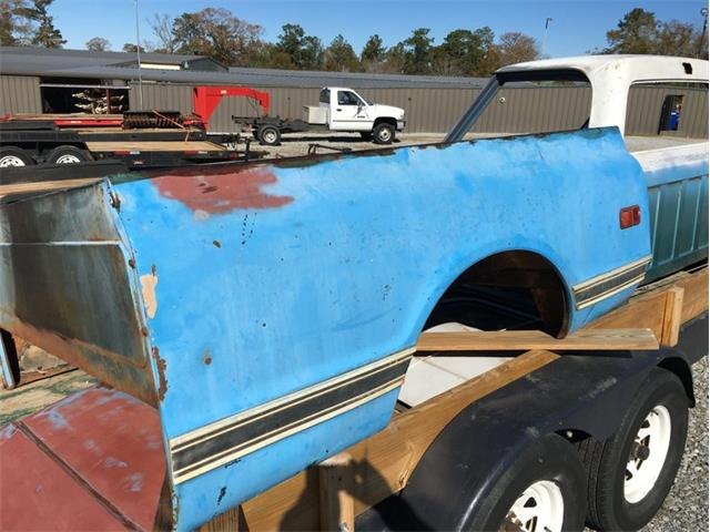 1969 Chevrolet C10 (CC-1432874) for sale in Dothan, Alabama