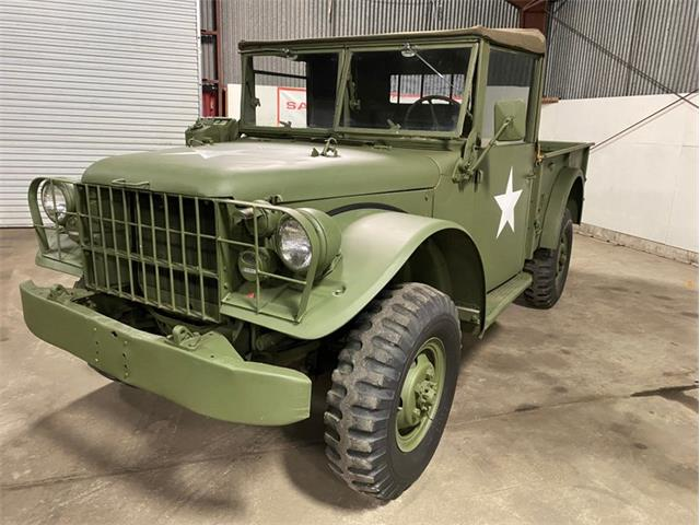 1953 Dodge M-37 (CC-1432877) for sale in Savannah, Georgia