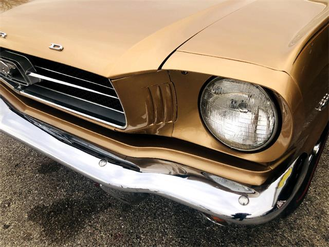 1965 Ford Mustang (CC-1432879) for sale in Wilson, Oklahoma