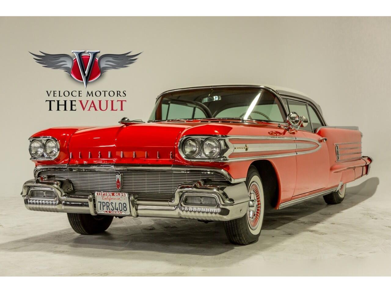 1958 Oldsmobile Super 88 (CC-1432882) for sale in San Diego, California