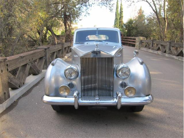 1953 Rolls-Royce Silver Dawn (CC-1432883) for sale in Santa Barbara, California
