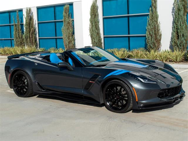 2017 Chevrolet Corvette (CC-1432884) for sale in Anaheim, California