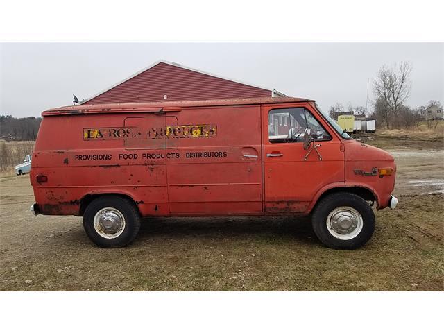 1976 GMC Cargo Van (CC-1432889) for sale in woodstock, Connecticut