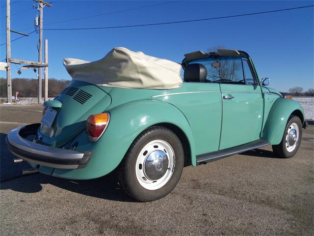 1974 Volkswagen Beetle (CC-1432890) for sale in JEFFERSON, Wisconsin