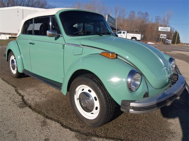 1974 Volkswagen Beetle (CC-1432890) for sale in JEFFERSON, Wisconsin