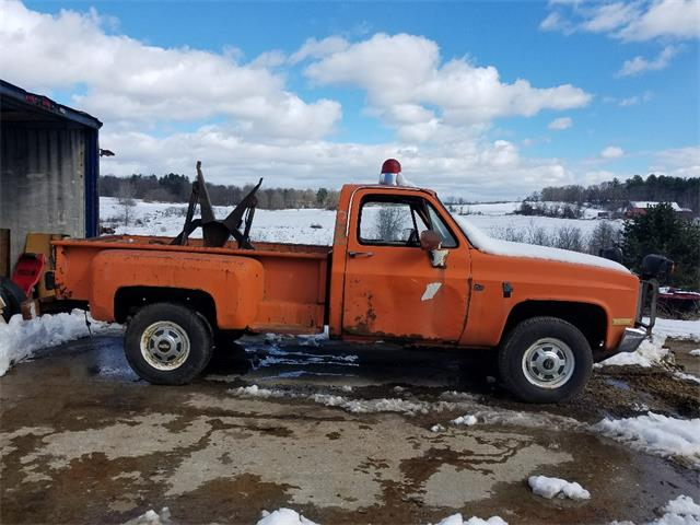 1985 Chevrolet C/K 20 (CC-1432896) for sale in South Woodstock, Connecticut