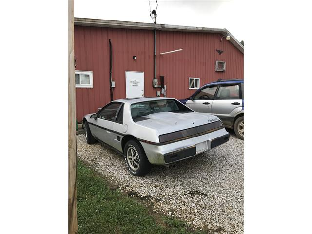 1985 Pontiac Fiero (CC-1432899) for sale in Racine, Ohio
