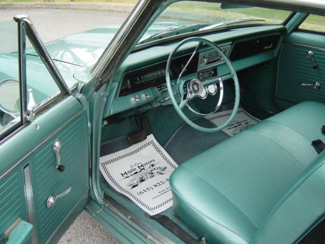 1966 Chevrolet Nova II (CC-1430029) for sale in Hendersonville, Tennessee