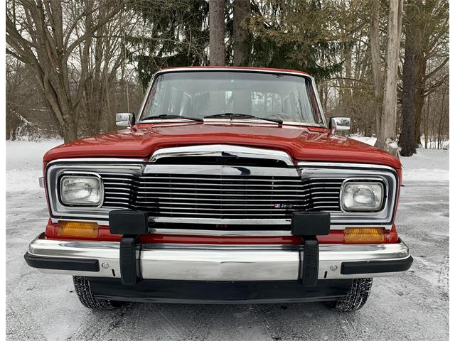 1984 Jeep Grand Wagoneer (CC-1432900) for sale in Bemus Point , New York