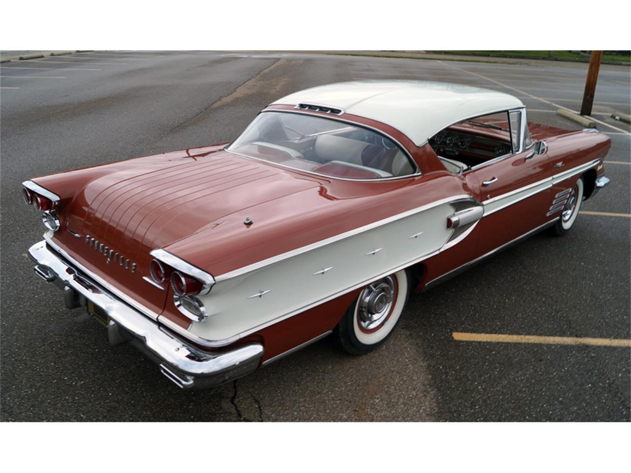 1958 Pontiac Bonneville (CC-1432901) for sale in Canton, Ohio