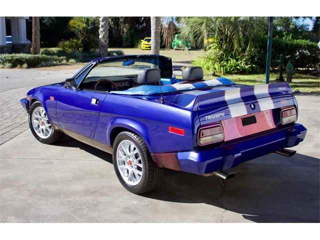 1980 Triumph TR7 (CC-1432904) for sale in EUSTIS, Florida