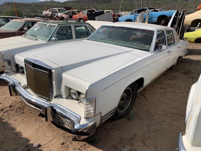 1979 Lincoln Town Car (CC-1432914) for sale in Phoenix, Arizona