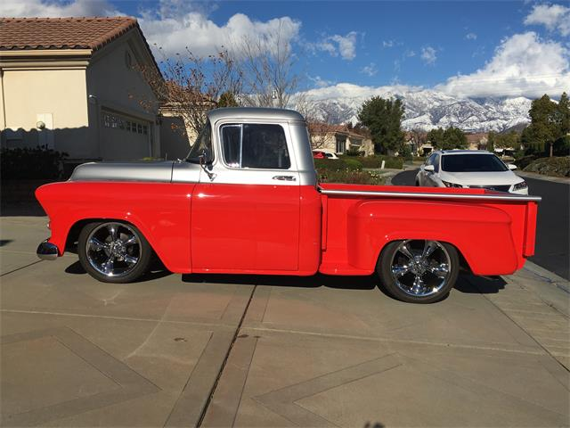 1956 Chevrolet 3100 (CC-1432915) for sale in Beaumont , California