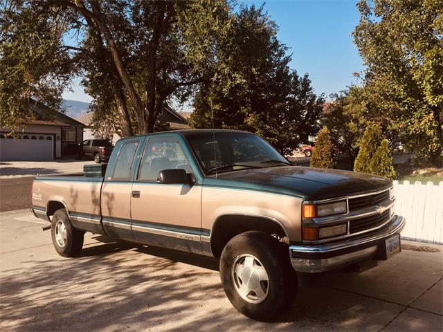 1996 Chevrolet K-1500 (CC-1432918) for sale in Reno, Nevada