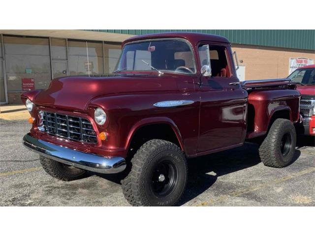 1955 Chevrolet 3100 (CC-1432919) for sale in Lugoff, South Carolina